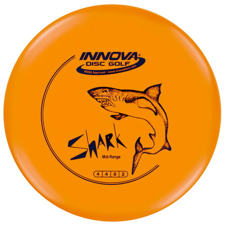 Innova Disc Golf DX Shark Mid-Range (Excellent Disc Golf Mid Range)