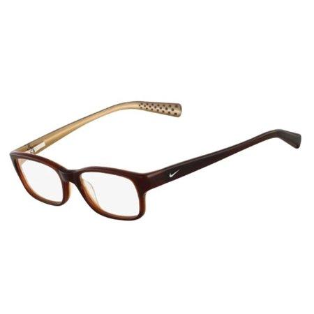 acb04c1652c8 Eyeglasses NIKE 5513 230 RODEO BROWN - Walmart.com