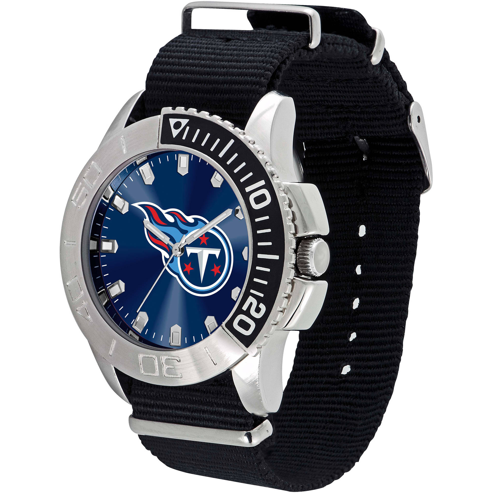 Game Time NFL Men's Tennessee Titans Starter Series Watch