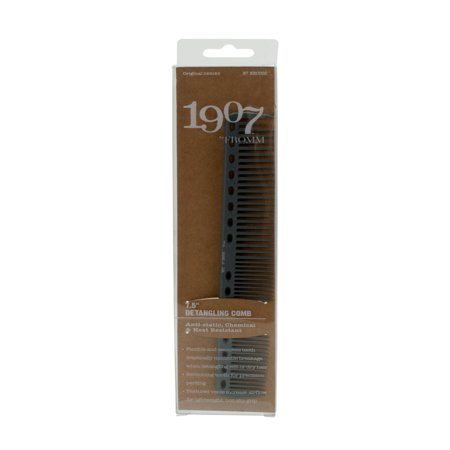 1907 by Fromm 7.5 Inch Chemical Resistant Detangling Comb, NBC002