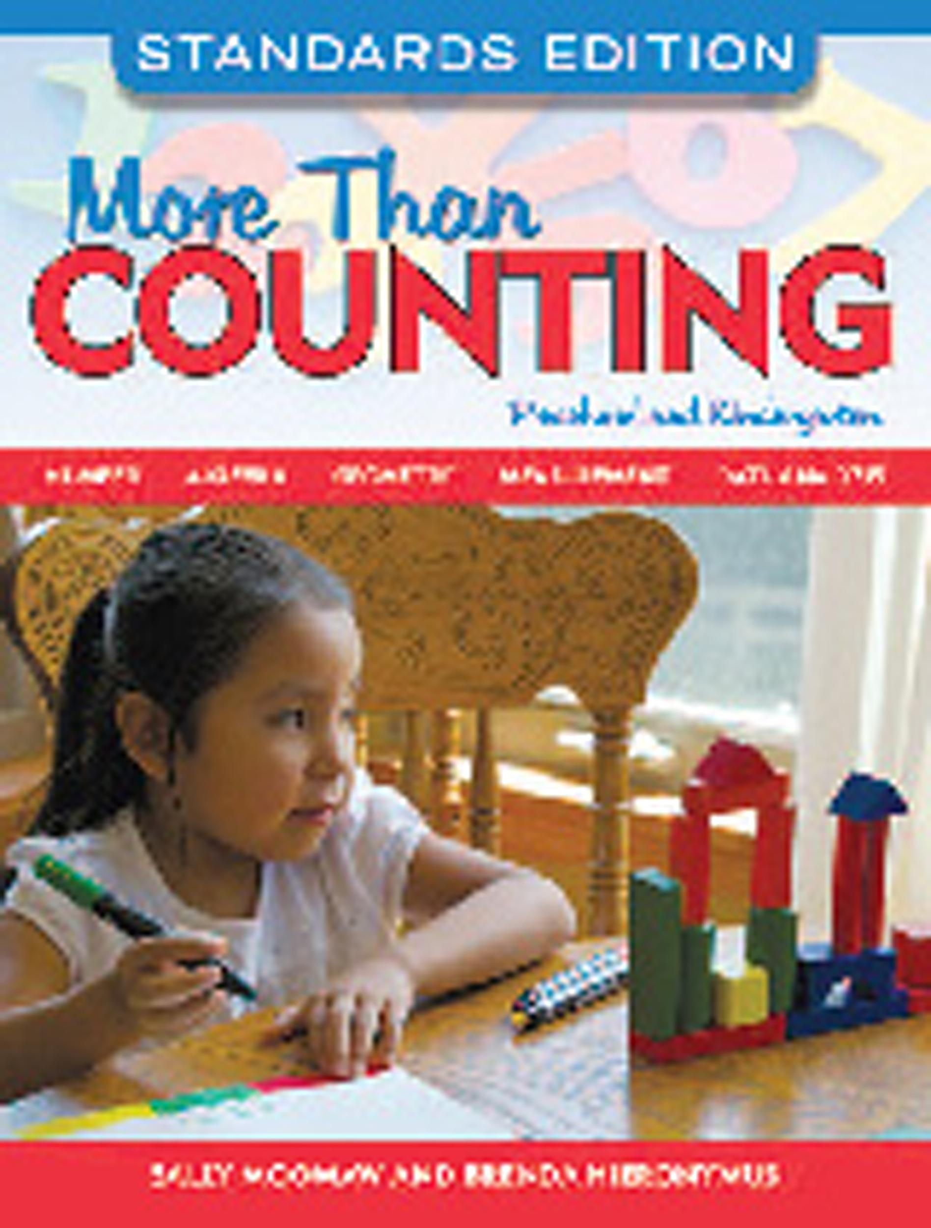 More Than Counting : Math Activities for Preschool and Kindergarten by Redleaf Press