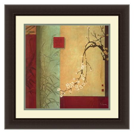Spring Chorus Framed Wall Art by Don Li-Leger - 22.21W x 22.21H in.