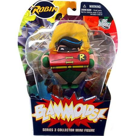 DC Blammoids Series 3 Robin Mini Figure](Dc Robin)