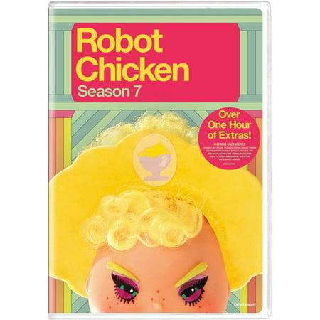 Robot Chicken: Season 7 (DVD) - Robot Chicken Halloween Episodes