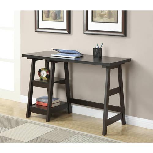 Convenience Concepts Designs2go Trestle Desk Multiple