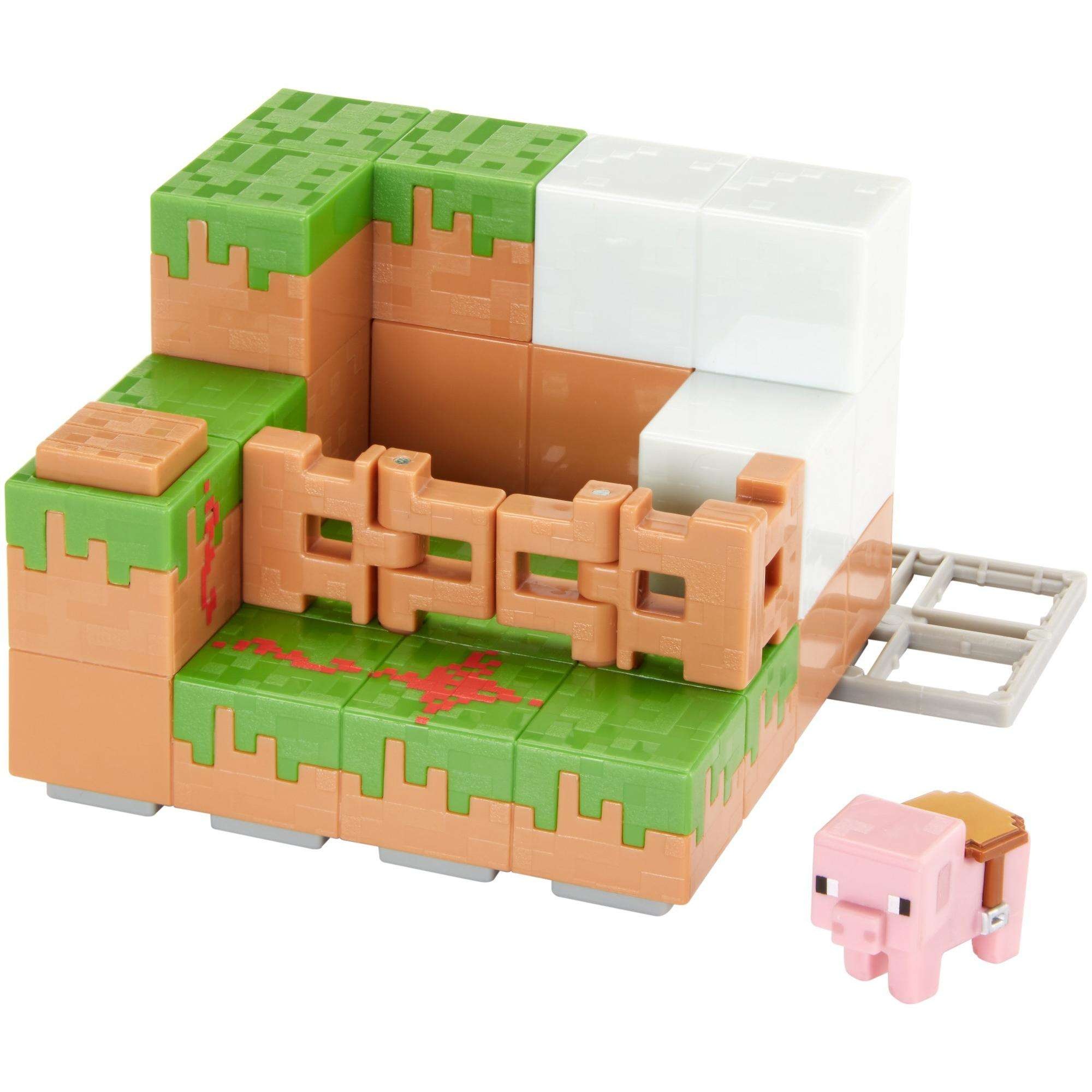Minecraft Mini Figure Redstone Ranch by Mattel