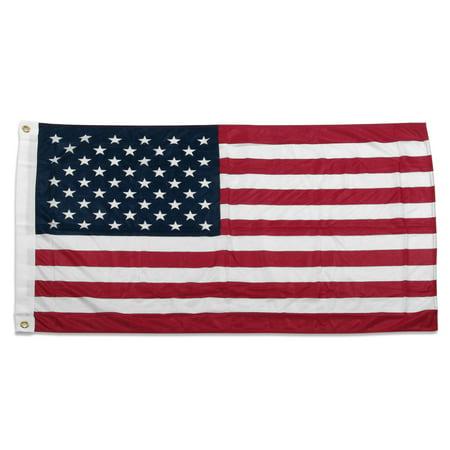 - US Flag 2ft x 3ft Super Knit Polyester