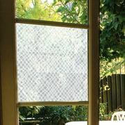 Brewster Muslin Static Cling Window Film