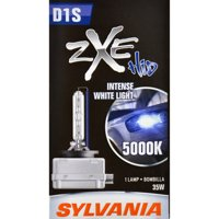 Sylvania D1S SilverStar zXe HID Headlight Bulb, Single Pack