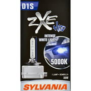 Sylvania D1S SilverStar zXe Headlight, Single Pack