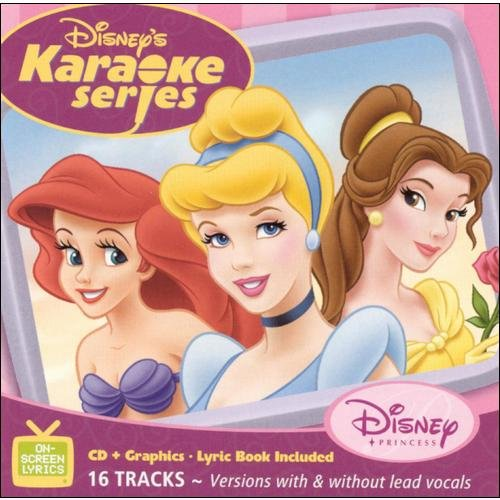 Disney's Karaoke Series: Disney Princess