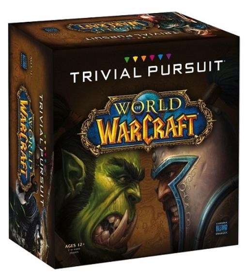 Trivial Pursuit - World of Warcraft Edition New