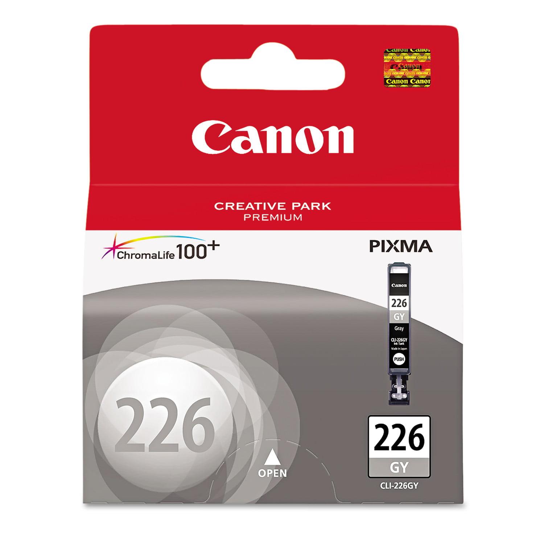 Canon 4550B001AA (CLI-226) Ink, Gray