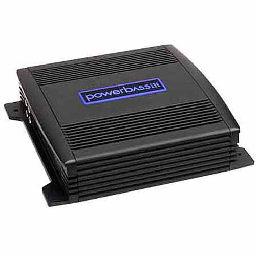 PowerBass ASA3 200.2 2-Channel Amplifier, Black