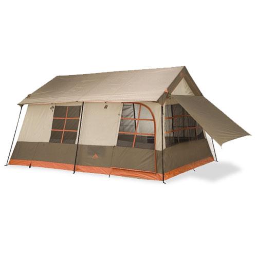 sc 1 st  Walmart & Ozark Trail 14u0027 x 10u0027 3-Room Tent/Cabin (Sleeps 9) - Walmart.com