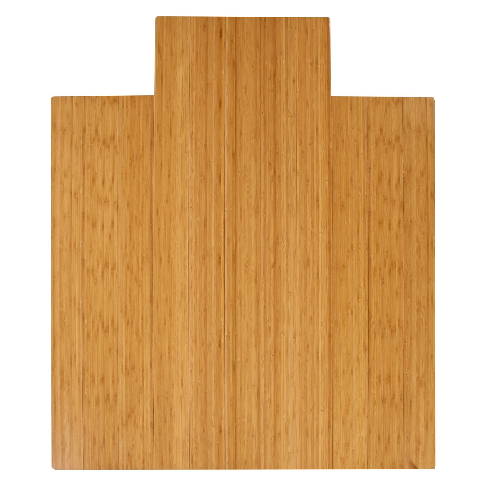 Anji Mountain Bamboo Deluxe 8mm Chairmat in Natural
