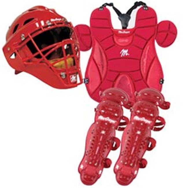 Macgregor 1186925 MacGregor Womens Catcher Gear Pack Baseball-Softball Protective Equipment