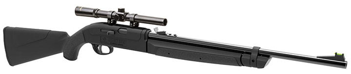 Crosman LEGACY CLGY1000KT Variable Pump Air Rifles Single Shot with scope by Crosman