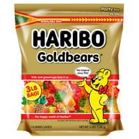Haribo Goldbears Original Gummy Bears Bag, 3 Lb