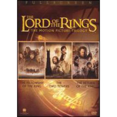 Lord Of The Rings: The Motion Picture Trilogy, The (Full
