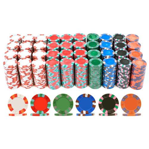 Trademark Poker 1000 Nexgen Pro Classic