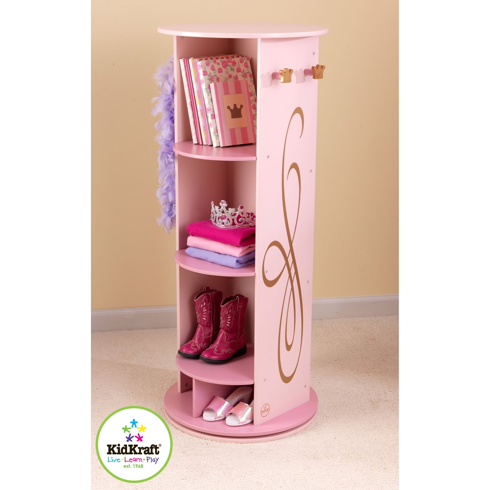 KidKraft Princess Toddler Bedroom Collection - Walmart.com on kidkraft lounge set, kidkraft rocking chair, kidkraft storage, kidkraft toys, kidkraft bookcase, kidkraft desk, kidkraft high chair, kidkraft wardrobe, kidkraft table,