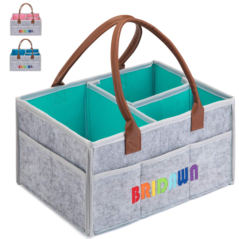 Diaper Stackers /& Caddies Baby Caddy Portable Storage Car Organizer