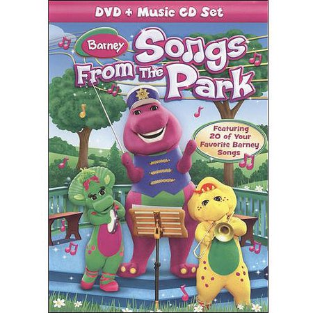 Songs from the Park ( (DVD) + CD)