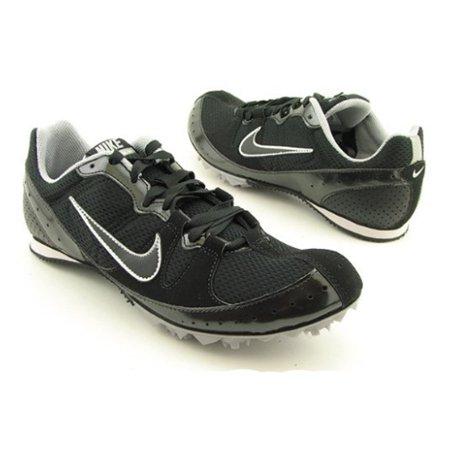 Nike Zoom Rival Md 5 Black Metallic Silver Black 383823 003