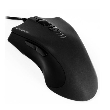 GIGABYTE Sapphire Blue Optical Gaming Mouse GM-FORCE M7