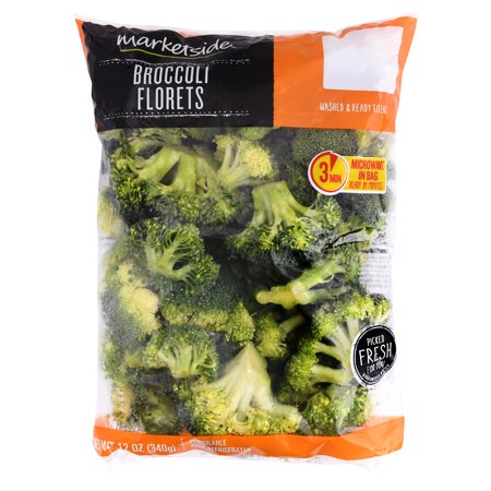 Broccoli Florets 12 Oz Walmart Com