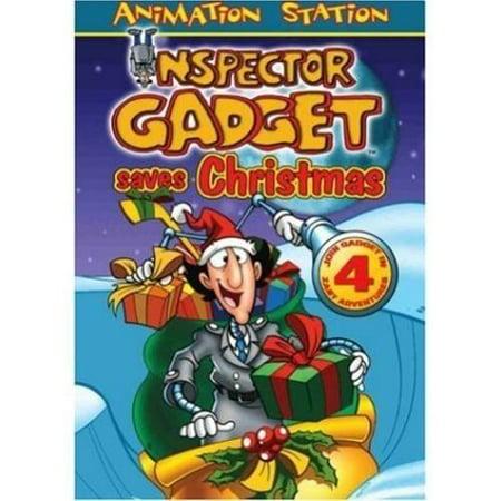 Inspector Gadget Saves Christmas