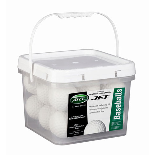 atec pitching machine balls
