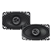 "Kenwood KFCX463C Xcelon 4x6"" 2 Way Speakers 100 Max"