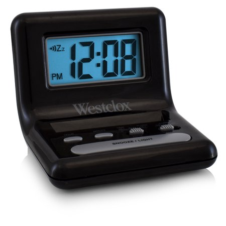 47538A- Westclox Black 0.8