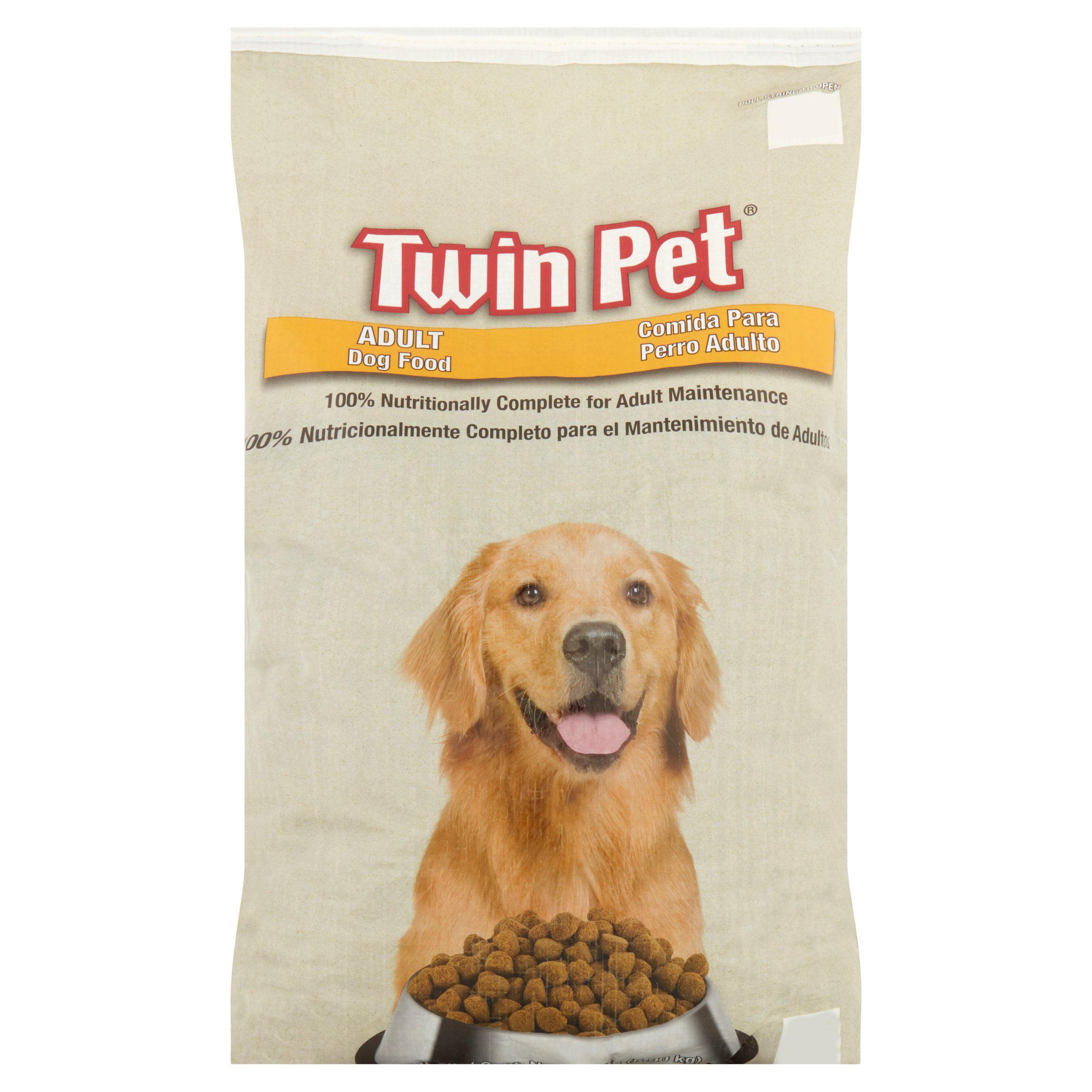 Twin Pet Adult Dog Food, 13 lbs