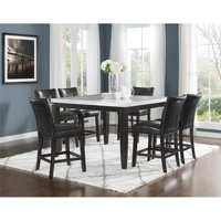 Francis 7-Piece Square Counter Height Set