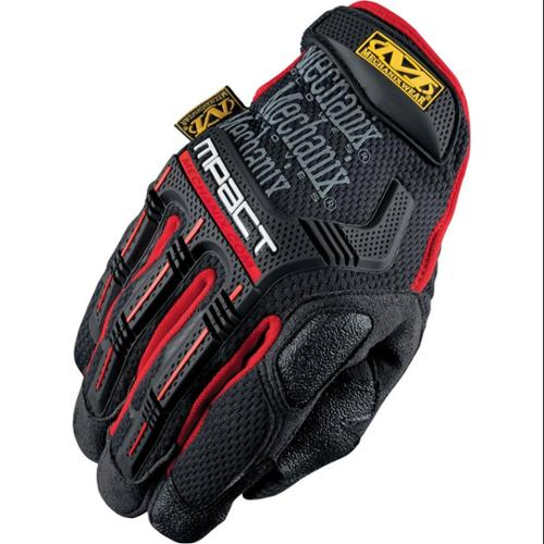 Mechanix Wear M-Pact Covert Work / Duty Gloves MPT-52-008 - Small - Blk/Red