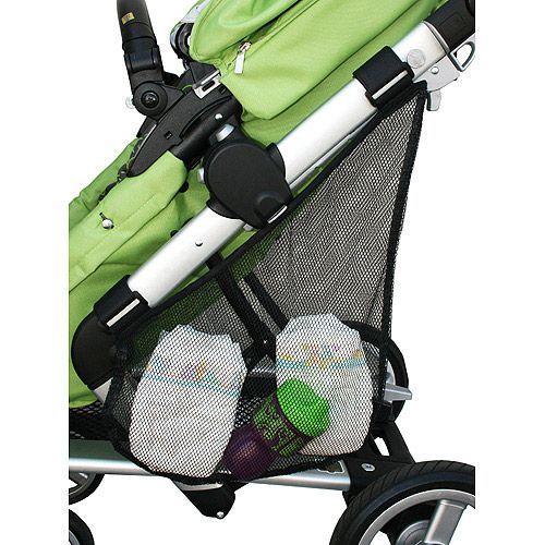 JL Childress Side Sling Stroller Cargo Net