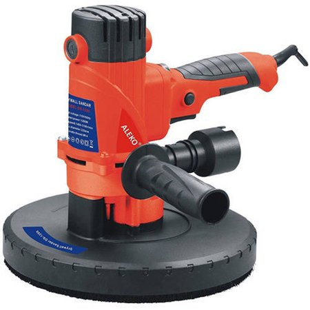 ALEKO Drywall Sander Paint Remover with Vacuum - DS1200 - Hand Held - ETL Approved - Adjustable