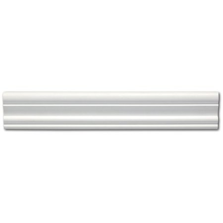 Focal Point Panel - focal point 11800 system b chatsworth chair rail/panel moulding 2 1/8-inch by 8 foot by 5/8-inch, primed white
