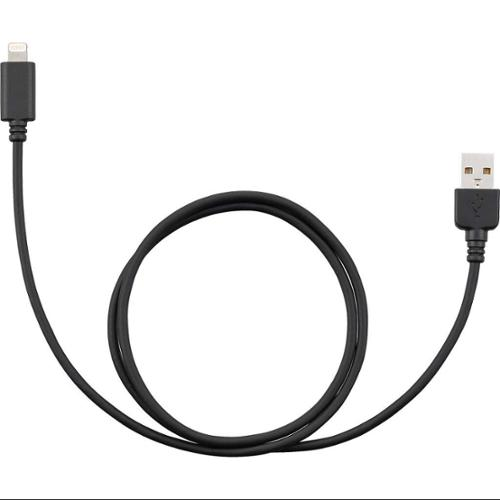 Kenwood KCA-IP103 Apple iPod Lightning to USB Cable for Audio Connection