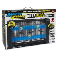 Bell+Howell Monster Bug Zapper, An Electric Indoor/Outdoor Pest Control