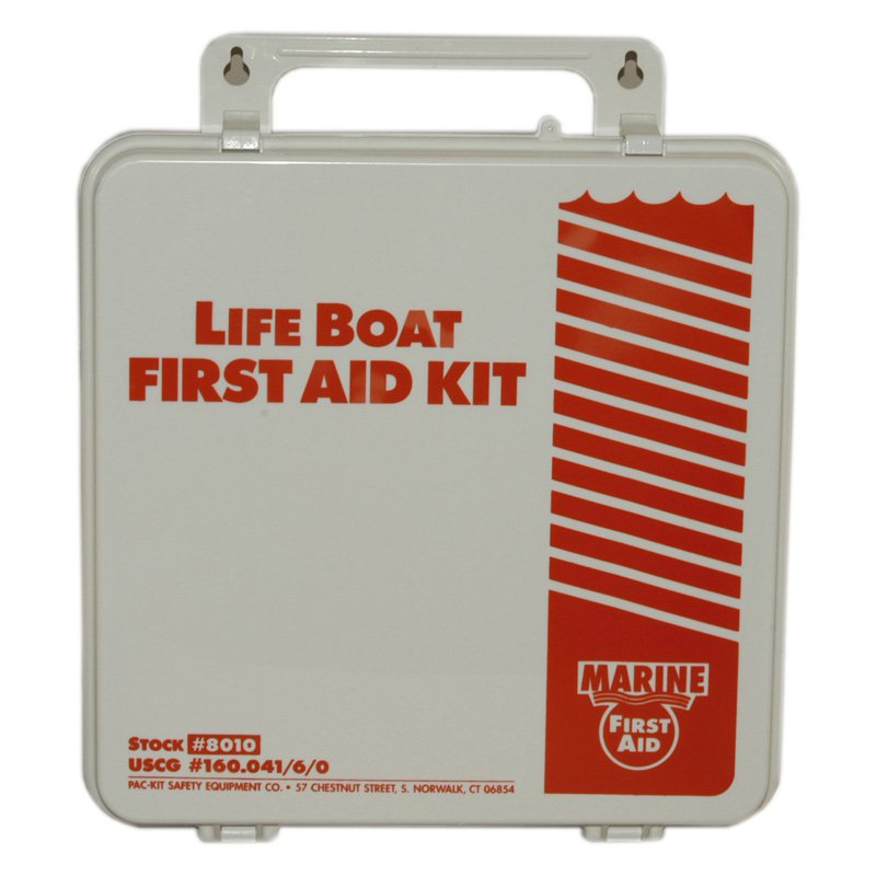 First Aid Only Pac-Kit Weatherproof Life Boat First Aid Kit