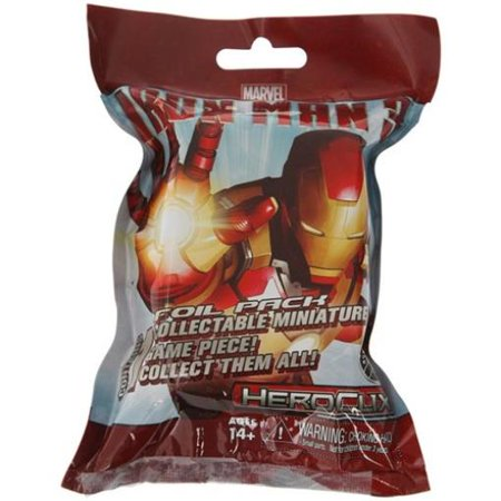 Iron Man 3 Gravity Feed Booster Pack New