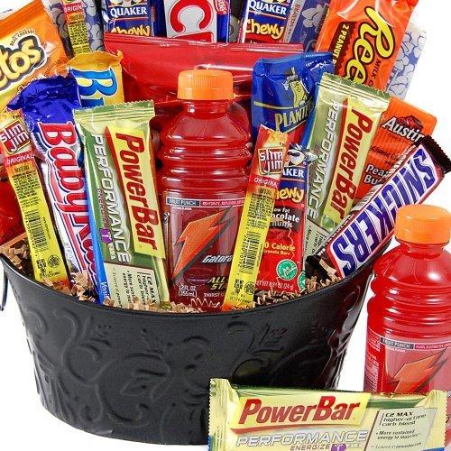 Nikki's by Design High Energy Gift Basket
