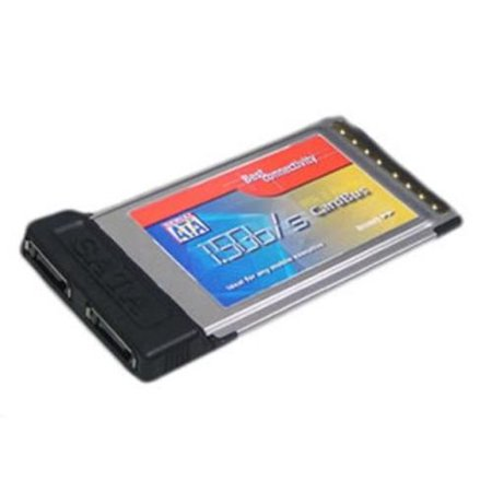 Special Offer Best Connectivity PCMCIA Cardbus SATA 2x SD-PCB-SATA Before Special Offer Ends