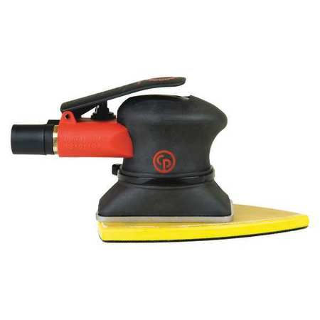 CHICAGO PNEUMATIC CP7267E Air Jitterbug Sander, 3/32 in., 0.3 HP G4141755
