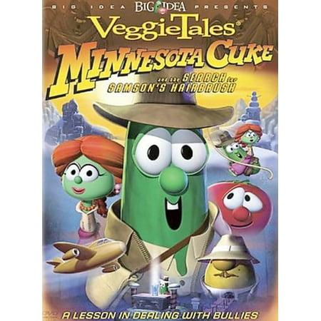 VeggieTales: Minnesota Cuke And The Search For Samson's Hairbrush (Big - Veggietales Cucumber
