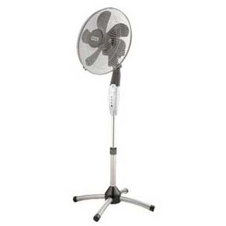 Ku33716 16 Quot 3 Speed Oscillating Stand Fan Walmart Com